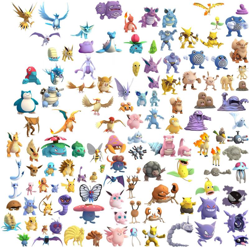 Скачать Pokemon GO на Андроид